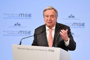 聯合國安理會召開緊急會議 應對阿富汗危機