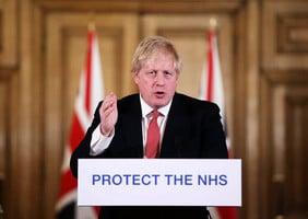約翰遜:英國須向北京提香港等嚴重關切問題