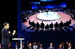 法國巴黎和平論壇 美英德等大國缺席