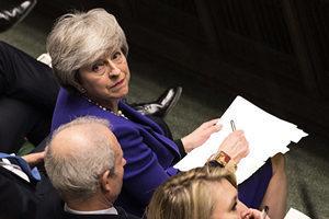 英下議院議長:相同脫歐協議不能再表決