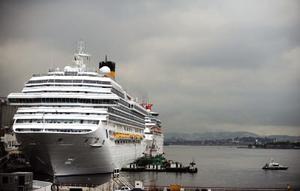 香港女子搭郵輪發燒 6千遊客被困羅馬