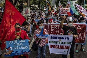 【時事軍事】南海局勢重壓  菲律賓來到十字路口