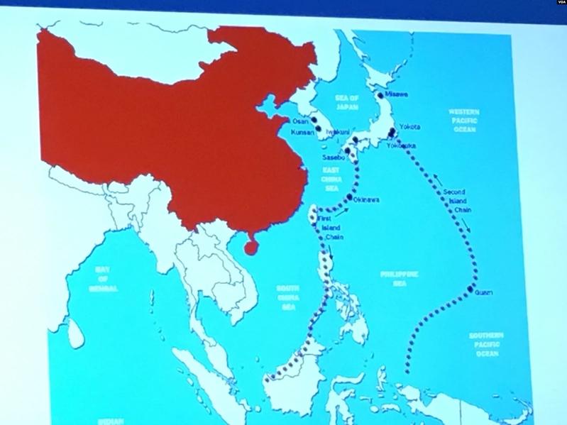 第一島鏈團結抗共 分析台日菲聯合作戰可行方案