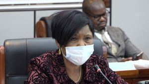津巴布韋防長指責中共是疫情的罪魁禍首