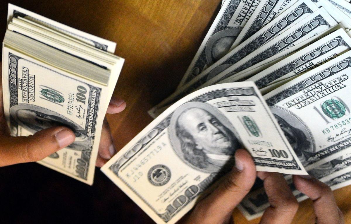 據分析報告,美元/日圓價格在經過周三和周四下跌之後在周五止跌回穩,並在周五早晨創110.35日圓高位。(BAY ISMOYO/AFP via Getty Images)