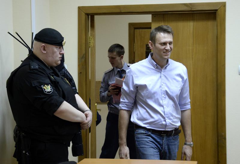 俄羅斯異見人士納瓦爾尼譴責推特封殺特朗普