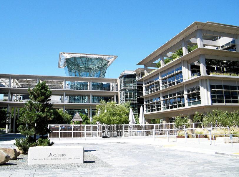 加州公務員退休基金首席投資官孟宇辭職