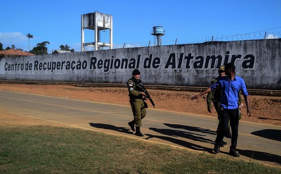 巴西監獄暴動釀57死 其中16人被斬首