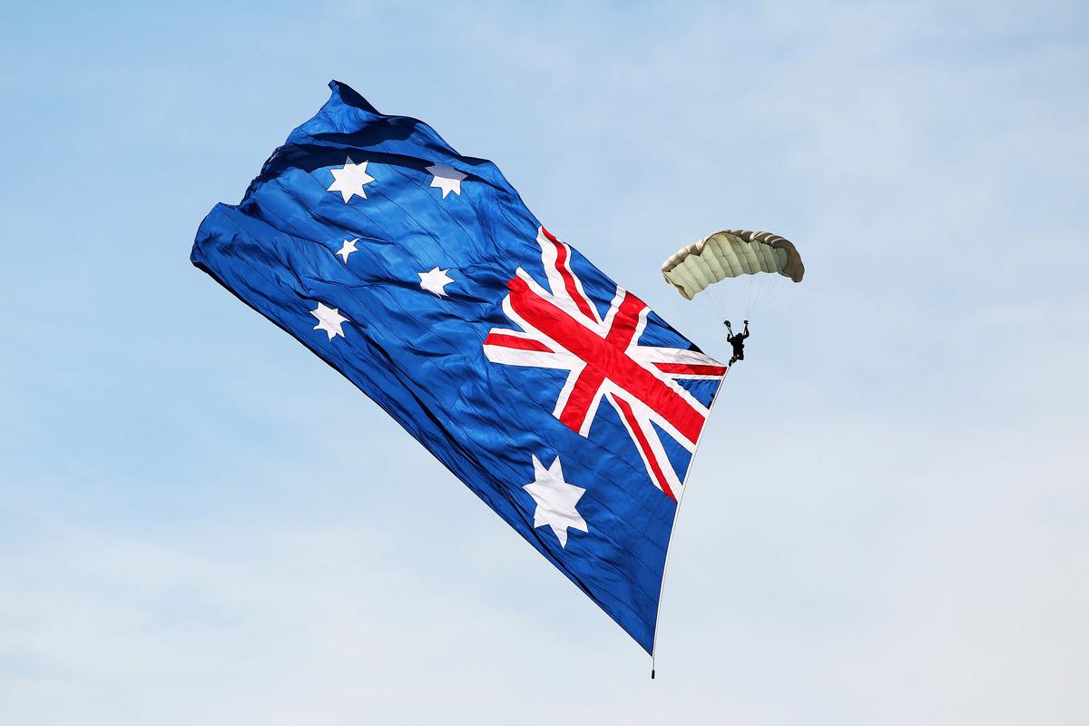 澳洲安全情報局警告說,外國情報機構越來越關注澳洲的出口行業,試圖通過「網絡手段或人為手段」獲取情報。(Cameron Spencer/Getty Images for Red Bull Air Race)