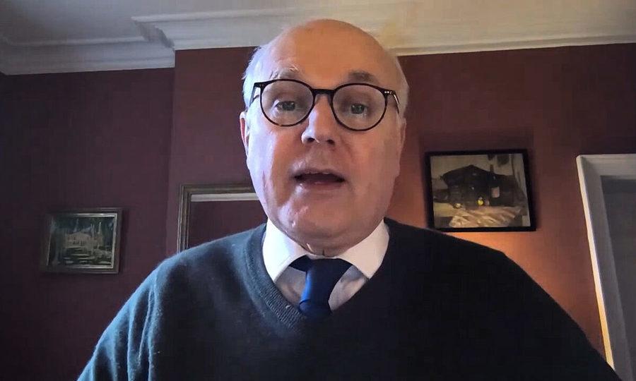 前保守黨領袖:英政府繞不開群體滅絕修正案