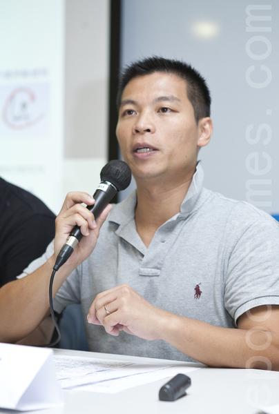 香港浸會大學學者呂秉權表示,中國的輿論導向一直被政府嚴密監控,互聯網忽略使用者利益不足為奇。(余鋼/大紀元)