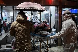 【一線採訪】武漢中心醫院患者 被綁3天去世