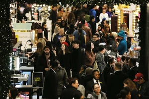 特朗普經濟學發威 2019假期銷售增長創紀錄