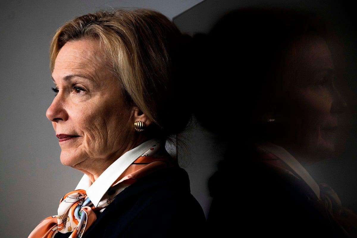 白宮防疫工作小組成員黛博拉・伯克斯博士(Deborah Birx)表示,中共有「道德義務」對疫情保持公開透明。(Getty Images)