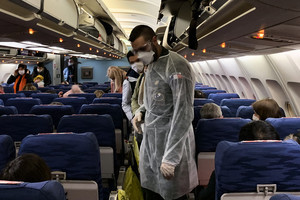 巴西將包機從武漢撤僑 並宣佈衛生緊急狀態