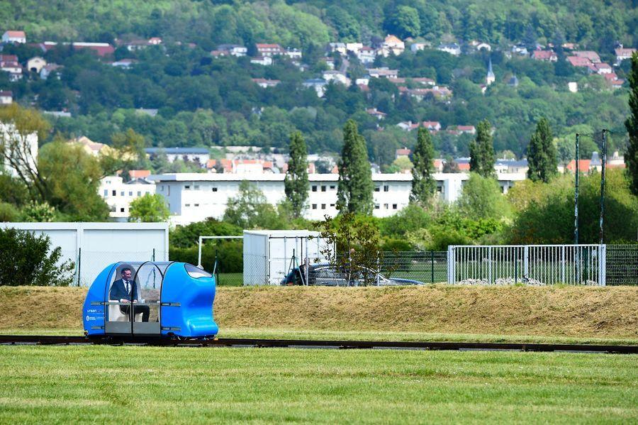 組圖:法國電動軌道車創最低能耗世界紀錄