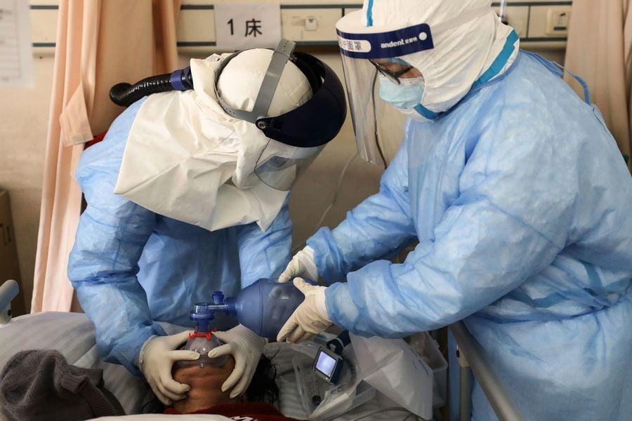 中共病毒籠罩 大陸醫護心理受困擾患抑鬱症