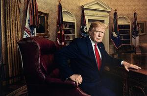 史密森尼國家肖像美術館展覽特朗普肖像