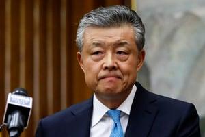 「戰狼」劉曉明轉任中共朝鮮事務特別代表