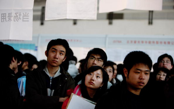 中共讓畢業生下基層 借就業之名進行維穩?