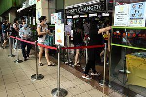 中國疫苗效力可疑 新加坡不納入接種數據