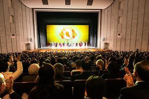 日本掀神韻熱 外地觀眾追看 福岡太陽宮再滿場