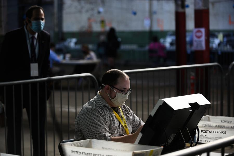 賓州最高法院同意複審選舉違規案件