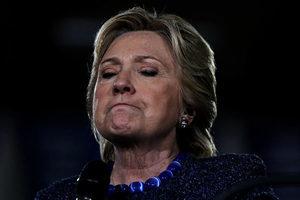 特朗普:中共侵入了希拉莉的電子郵件