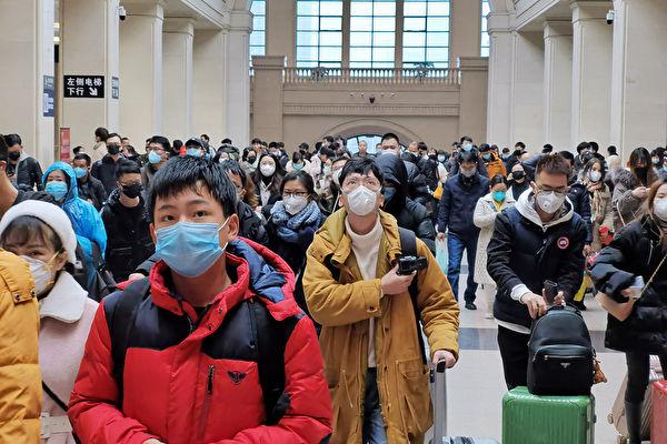 中共病毒(武漢肺炎)擴散,據報一美國中學婉拒一群中國交換生到校訪問。(Xiaolu Chu/Getty Images)