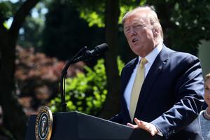 特朗普:下周開始迅速驅離數百萬非法移民