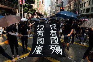 【新聞看點】北京粉飾太平 特朗普下「戰書」
