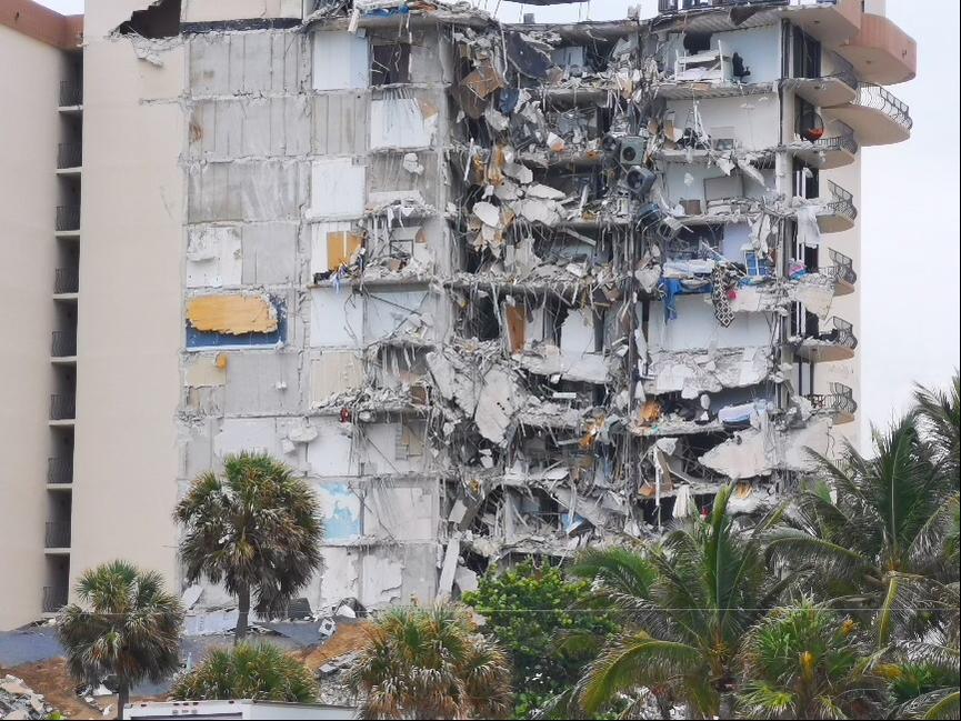 邁阿密大樓倒塌 檢察官要大陪審團調查