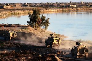 美支持的敘利亞力量對IS殘餘發動最後進攻