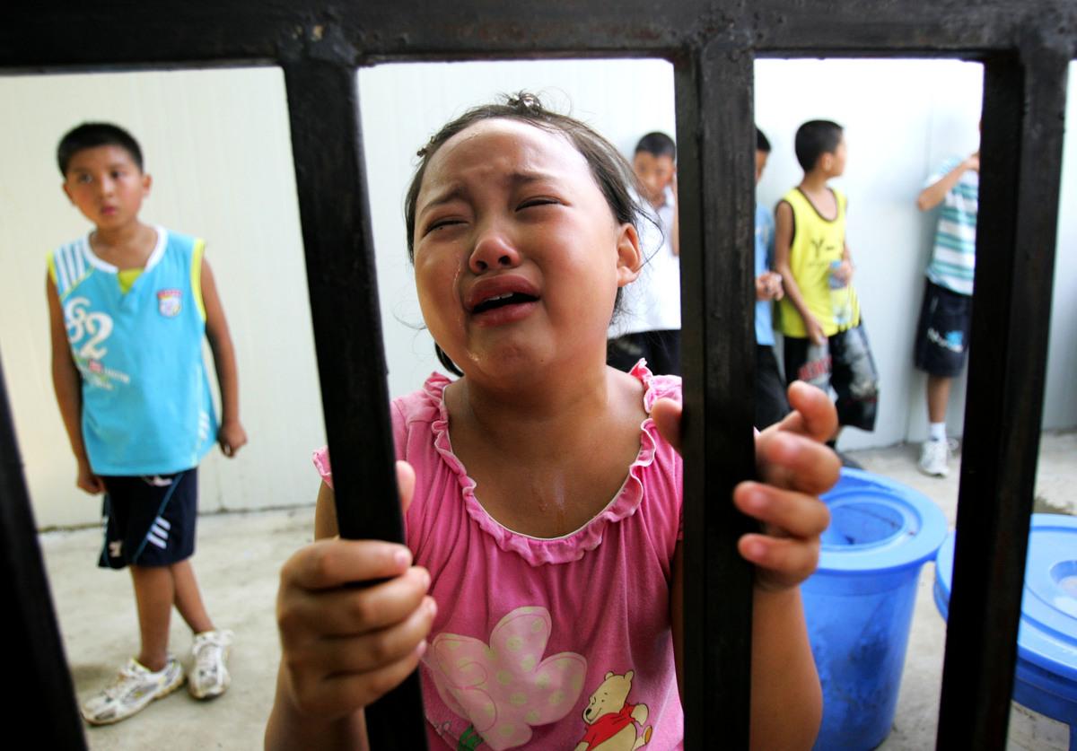 有外媒報道,當前中國許多省市的中小學,刻意向學生灌輸「無神論」。圖為示意圖。 (Getty Images)