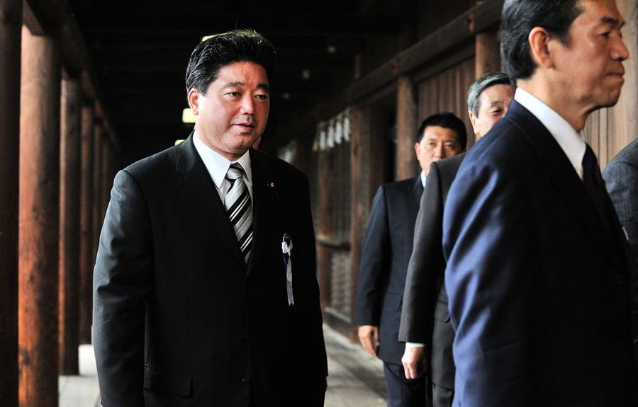 中企行賄案 日本議員承認收取「選舉經費」