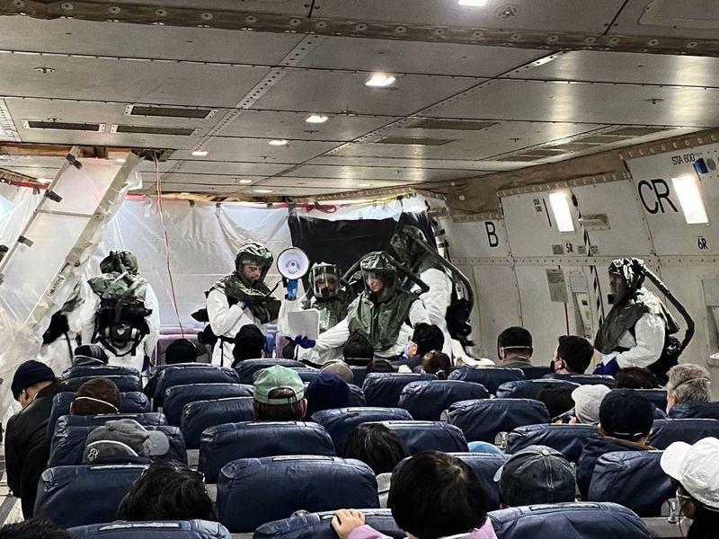 逃離武漢——撤僑華人描述回美國的坎坷路