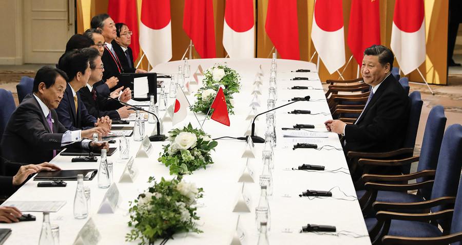 日本宣佈習近平訪日計劃延期