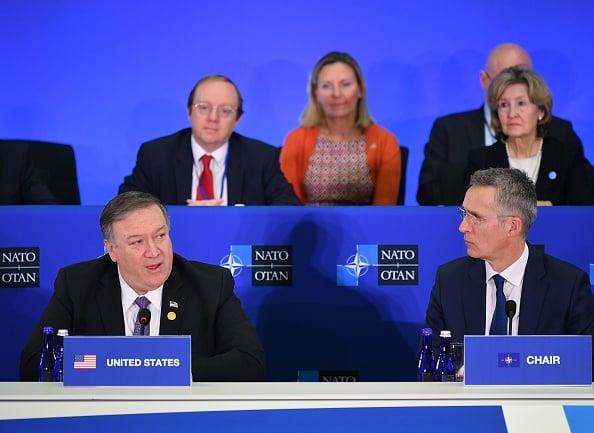 蓬佩奧籲北約調整策略 應對中共戰略競爭