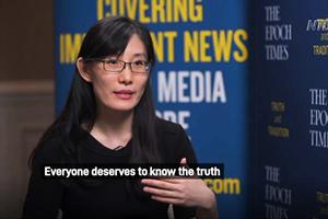 乾元:閻麗夢第三份報告提及的科學界「鱷魚」【影片】