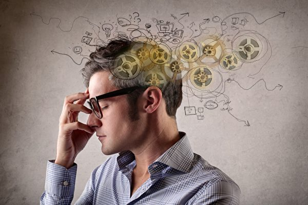 史丹福大學醫學院一項研究發現,中共病毒(武漢肺炎)患者可能會出現大腦發炎、基因變化和神經迴路受損等問題。(示意圖)(ShutterStock)