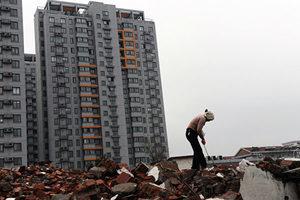 網曝一線城市經濟黑幕 「北京慘上海癱」