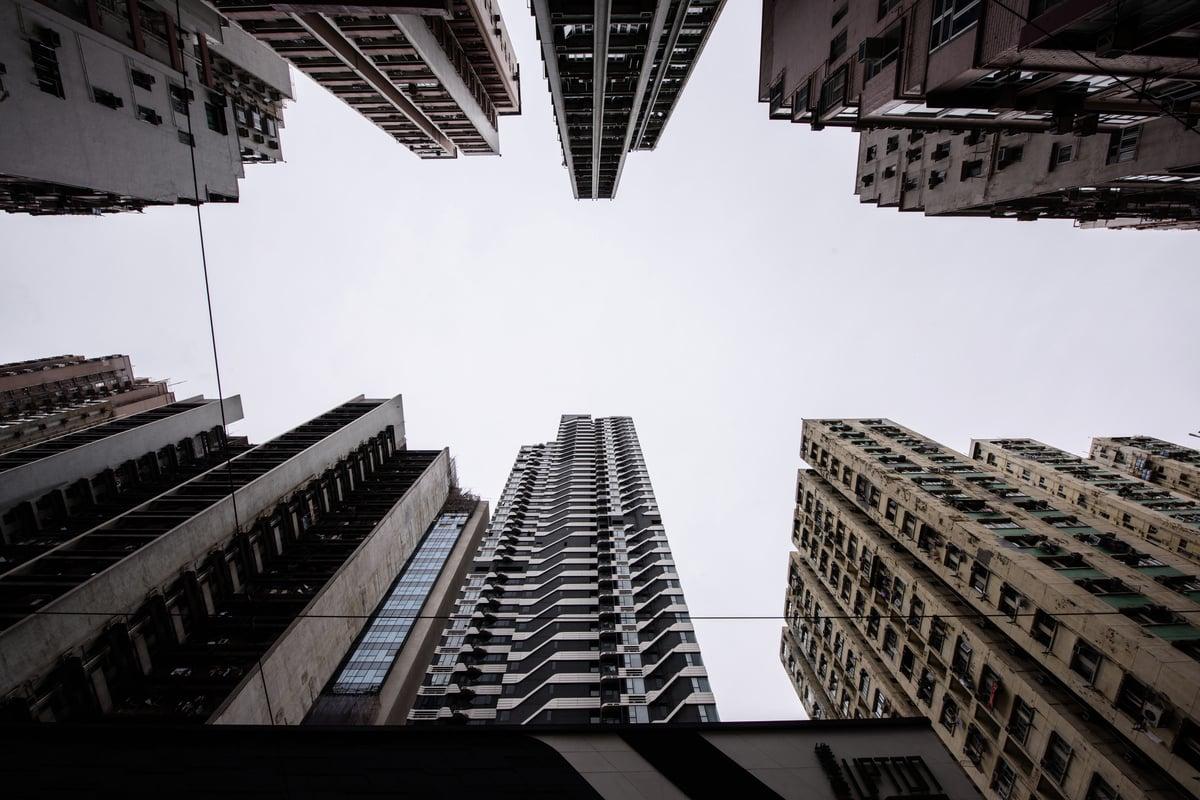 中國再有兩家長租公寓公司被爆資金斷裂。圖為示意照。 (AFP)