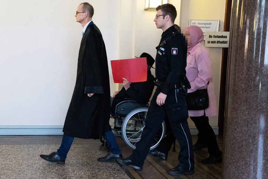 被控5230項罪名 93歲前納粹集中營警衛罪成
