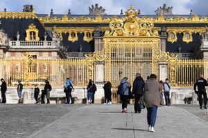 組圖:法國凡爾賽宮重新向遊客開放