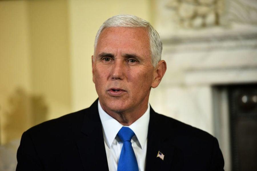 彭斯宣佈成立白宮後「過渡」辦公室
