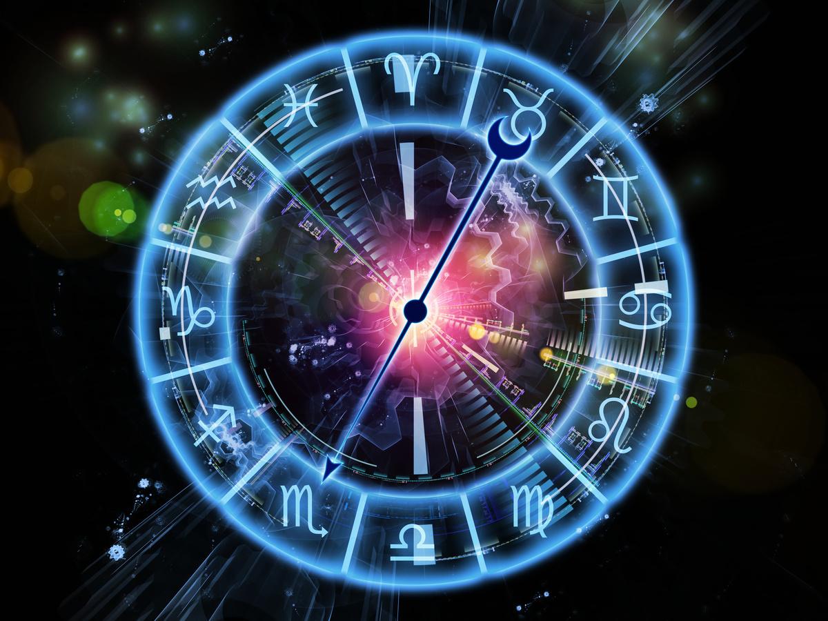 英國預言家咸美頓-帕克(Craig Hamilton-Parker)對即將到來的2021年做出預言。圖為黃道十二宮的示意圖。(Fotolia)