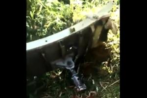 四川發射衛星入軌異常 火箭殘骸疑墜廣西鄉鎮