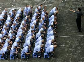 大陸兩省監獄戰時管理 郭聲琨突查燕城監獄