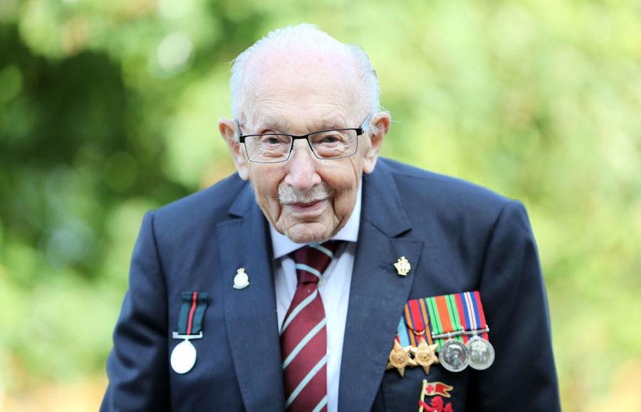 英國NHS籌款英雄 湯姆上尉染疫病逝