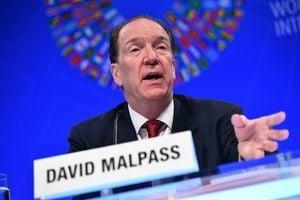 全球債務過多 新任世行行長:中共是主因
